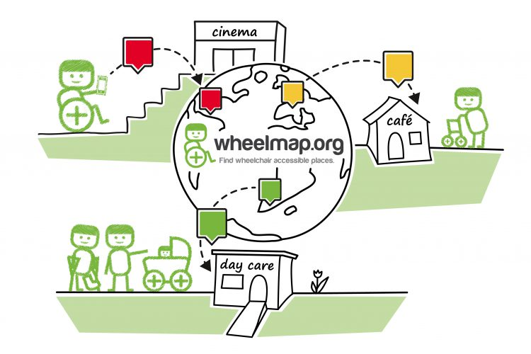 Help ons met rolstoelvriendelijkheid testen!