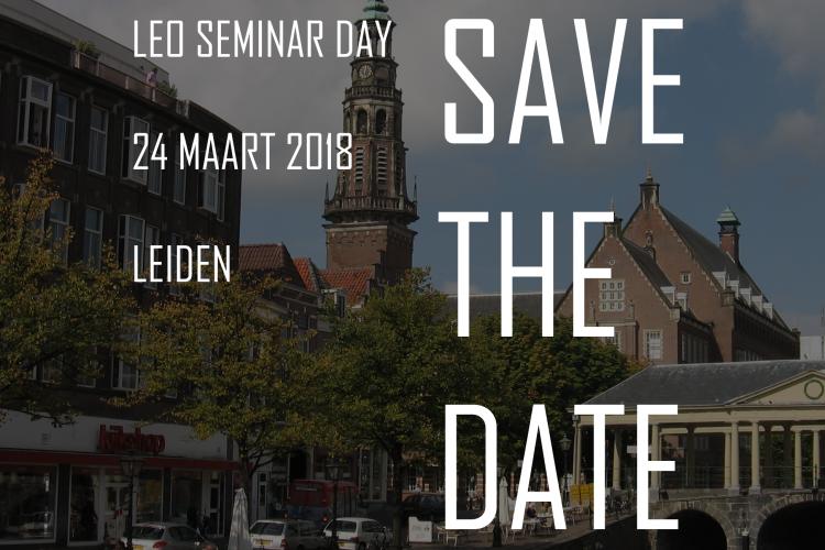 Leo Seminar Day 2018