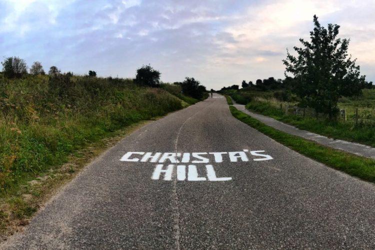 Aftellen richting Christa's Ride